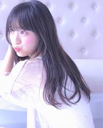 黒髪でオルチャンヘアに韓国美人になれるメイク法ご紹介 Hair