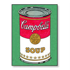 Campbells Soup Can Art Projects For Kids