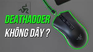 Chuột không dây xịn nhất của Razer 2020? Đánh giá Razer Deathadder V2 Pro -  YouTube