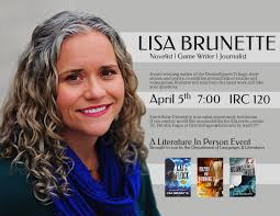Bound to the Truth Lisa Brunette Author