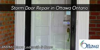 the truth is that storm doors are definitely amongst the solutions which take the most beating as they get constantly opened and closed