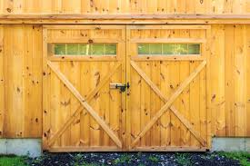 barn sliding garage doors. Double Sliders With Transom Windows Covering Functioning Overhead Door Barn Sliding Garage Doors