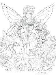 Fairy Images To Color Fairy Color Pages Fairy Color Pages Fairy