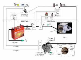 tractor alternator wiring diagram efcaviation com 12 volt alternator wiring diagram at Alternator Wiring Diagram