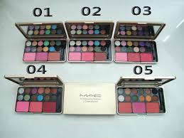 eyeshadow mac palette 12 color matte eye shadow 3 colors blusher makeup