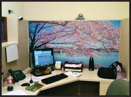 cubicle decoration in office. Cute Personalizing Cubicle Decorating Your Home Office At Work Furniture. Contemporary House Architecture. Decoration In