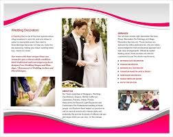 Wedding Brochure Examples