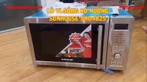 Lò vi sóng Sunhouse SHD4825