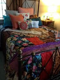 Gypsy Boho Bedspread, Bedding, Blanket- Bohemian, Anthropologie ... & Gypsy Boho Bedspread, Bedding, Blanket- Bohemian, Anthropologie Quilt  Inspired, Moroccan - Adamdwight.com