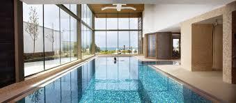 Indoor Outdoor Pool Residential Indoor Residential Pools Home Design Ideas