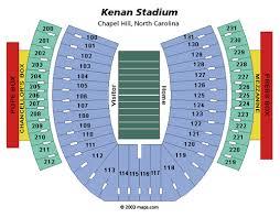 Keenan Stadium Seating Chart 72 Factual Kenan Stadium Seating Chart