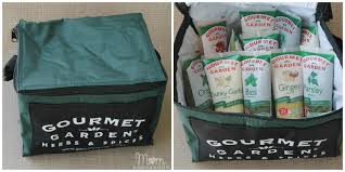 gourmet garden how would you like a little cooler just like that shipped to your door so you can try out all these awesome herbs