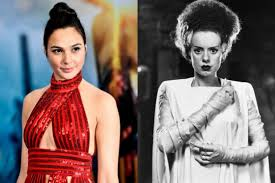 As Proposes Gal Her Bill Of Gadot Director ' 'bride Frankenstein Condon 55r7zvg