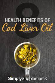 cod liver oil offers all manner of health benefits and is thought by many to affect the skin hair and immune system find out about this incredible