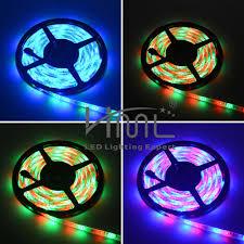 Buy <b>HML 2pcs</b> x <b>5M</b> 24W Waterproof RGB 2835 300 LED Strip Light ...