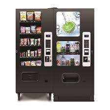 Snack And Soda Vending Machine Best HR48BC48 Combo Vending Machines Combo Machines Snack And Soda