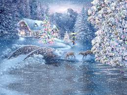 13 Christmas scenes ideas