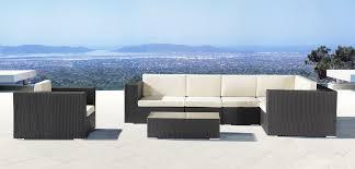 modern wicker patio furniture. Interesting Patio Modern Wicker Patio Furniture My Apartment Story Regarding Decor 14 For E