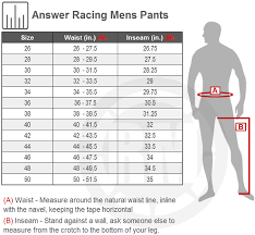Answer Racing Syncron 17 5 Pant Riding Gear Rocky
