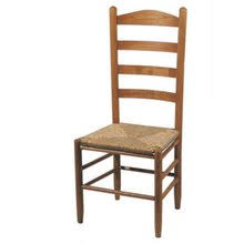 Mission Chairs Generally Have Simple, Straight Vertical And Horizontal  Lines And Are Made Of Wood. Some Shaker Style Chair Backs Can Feature  Curved Panels.