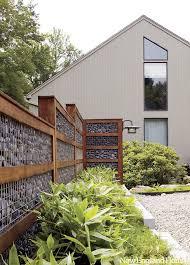 fence design backyard