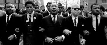 through a photographer s lens martin luther king and the civil photo martin luther king jr leading from selma to montgomery of voting