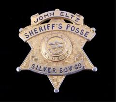 sheriff s posse silver bow butte montana badge sheriff s posse silver bow butte montana badge loading zoom
