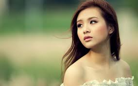 Asian girl portrait pretty
