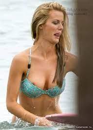 Brooklyn decker nude on beach