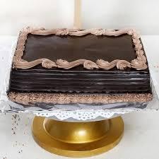 Regular Chocolate Cake