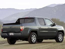 2008 Honda Ridgeline Specs and Photos | StrongAuto