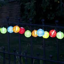 Solar Chinese Lantern Garden LightsChinese Lantern Solar Lights