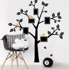 simple modern family tree wall decal modern family tree wall decal