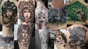 значение тату медуза горгона клуб татуировки фото тату значения
