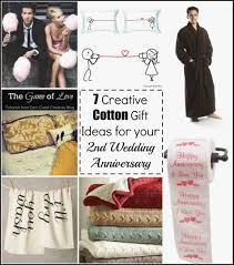 10 great cotton wedding anniversary gift ideas cotton wedding anniversary gift ideas for him fresh coolest