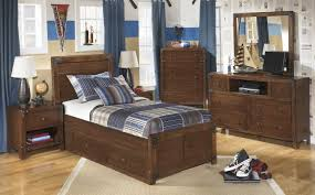 Ashley Furniture Bedroom Sets Buy Ashley Furniture Delburne Youth Storage Bedroom Set