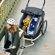 croozer bicycle trailer
