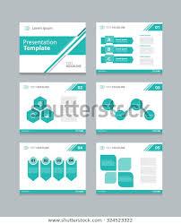 Slide Desigh Business Presentation Template Slide Design Graphs Stock