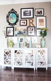 if you want to add a unique element to your gallery wall try using an ornate frame like the one in this display  on picture wall art ideas with 85 creative gallery wall ideas and photos for 2018 shutterfly