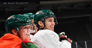 Scoggins: A 'relieved' Zach <b>Parise</b> is ready to return to the Wild after ...