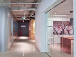 office corridor door glass. The Project\u0027s Tight Budget Necessitated A Strategic Approach To Materials And Design. Cabin Volume Uses Japanese Automotive Product Printed Look Office Corridor Door Glass