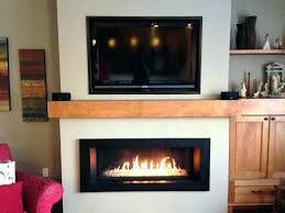 cost to install fireplace gas log burner fireplace installation electric logs wall vented insert average cost