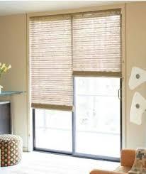 patio door window treatments cellular blinds