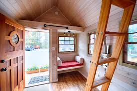 Small Picture Plain Tiny House Inside And Out Alexander Hope Island Cottages