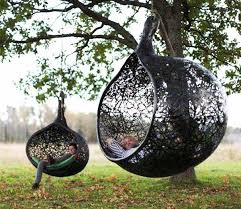 20 hanging hammock chair designs stylish and fun outdoor furniture in outside hanging chair