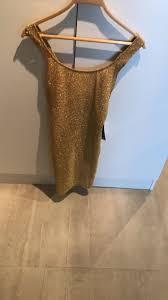 Naked Wardrobe Gull Kjole