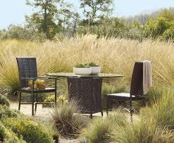 McGuire Furniture Barbara Barry Outdoor Communal Dining Table No Mcguire Outdoor Furniture
