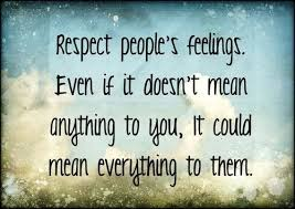 Quotes About Respecting Others Adorable Quotes About Respecting Others QUOTES OF THE DAY