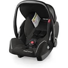 recaro young profi plus car seat isofix group 0 0 13 kg black