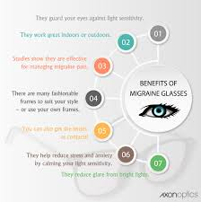 Light Sensitivity Migraine Causes 7 Incredible Benefits Of Migraine Glasses Axon Optics
